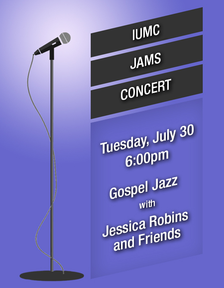 Immanuel Jazz Concert with Jessica Robins